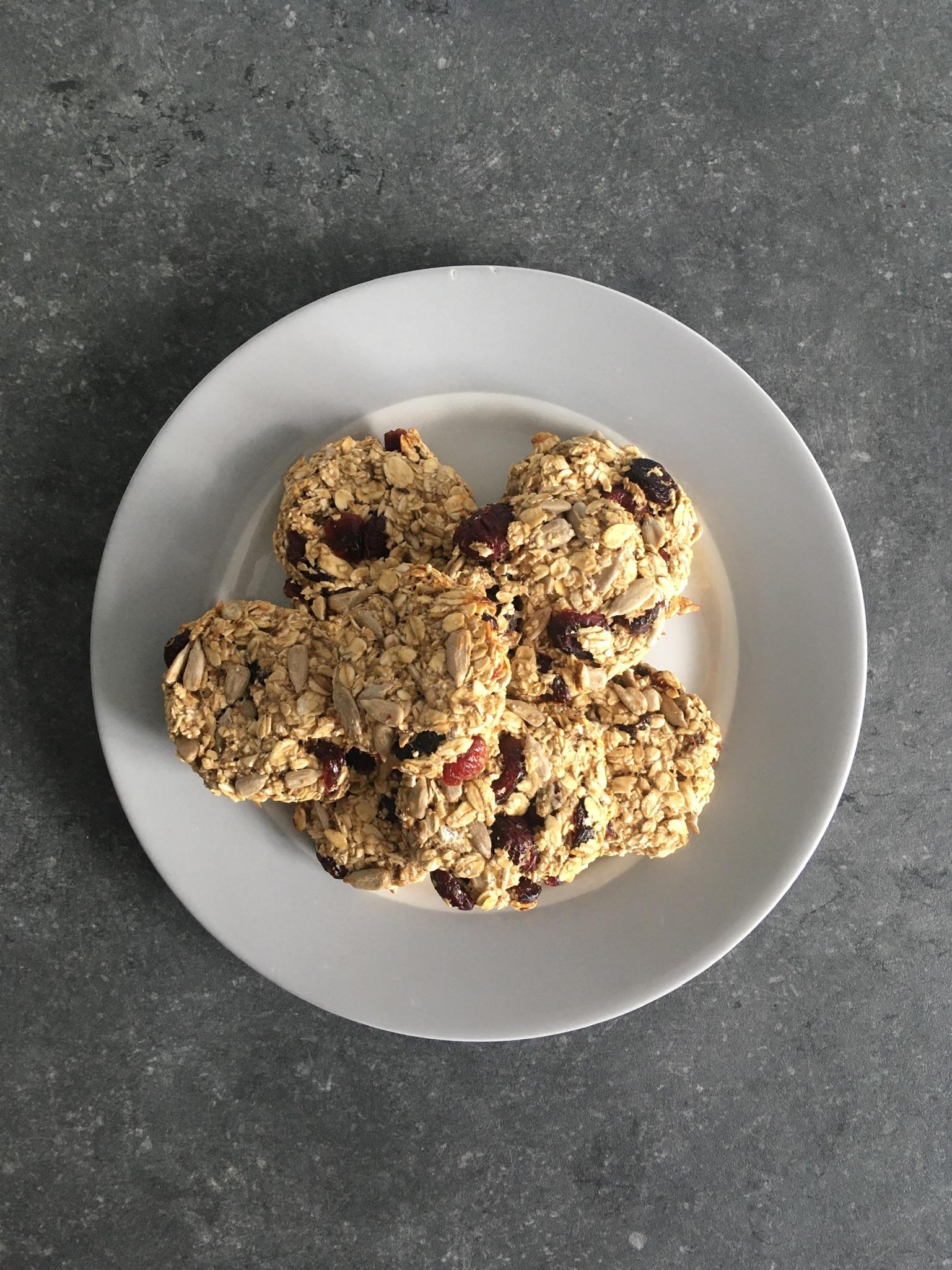 cookies express cranberries